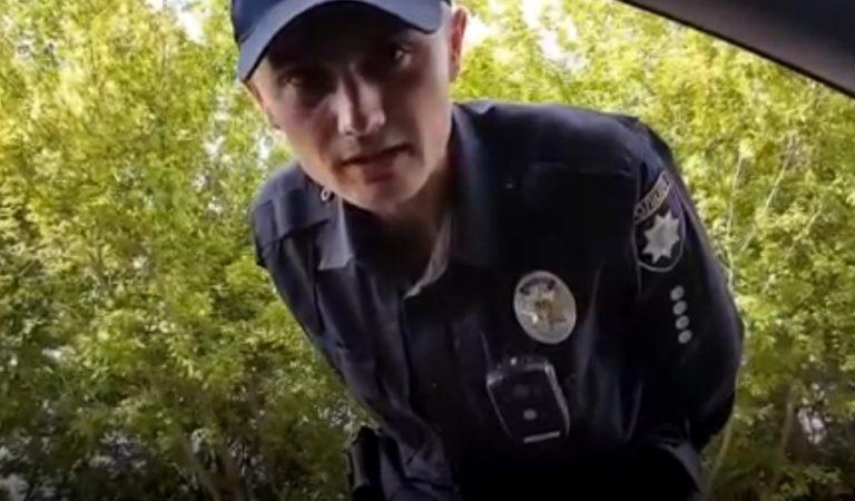 Новая причина остановить автомобиль от Украинских полицейских