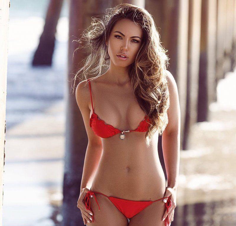 Bikini model hot danish babes cooley
