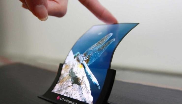 Гни, сворачивай, крути. LG презентовали смартфон нового поколения с гибким дисплеем