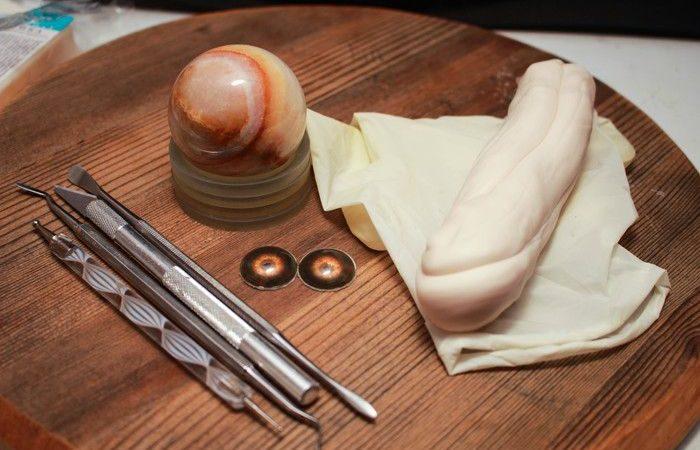 Прямые руки! Процесс изготовления головы дракона из полимерной глины